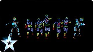 Video Electro Techno Dance Act - Light Balance - Britain's Got Talent 2014 MP3, 3GP, MP4, WEBM, AVI, FLV Desember 2018