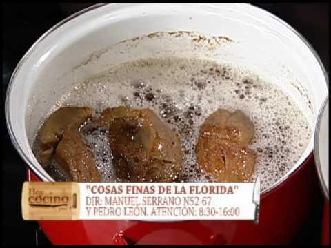 HUECA: COSAS FINAS DE LA FLORIDA