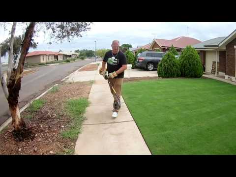 Lawnporn's Edging Magic Minute Tip (видео)
