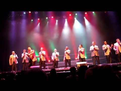 Straight No Chaser - 12 Days of Christmas at the Balboa Theater (San Diego 12/10/2011)