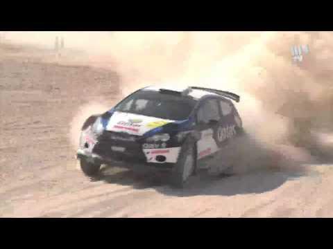 Qatar International Rally 2014 - Mistrzostwa Bliskiego Wschodu