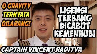 Video Lisensi Izin Terbang Captain Vincent Raditya Dicabut oleh Kemenhub Akibat Vlog YouTube Zero Gravity! MP3, 3GP, MP4, WEBM, AVI, FLV September 2019