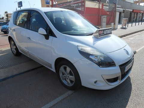 See video Renault SCENIC 1.5 DCI AUTOMATIC