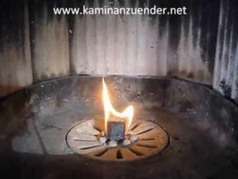 XXL Anzündwürfel - Kaminanzünder im Test