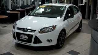 2013 Ford Focus  Year End Celebration  SALE!!