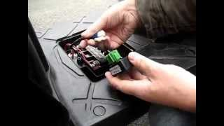 6. Cutting Kymco Agility 50cc CDI