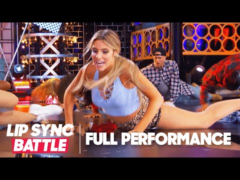 """Lele Pons Performs """"Gasolina"""" & """"Ain't Your Mama""""   Lip Sync Battle"""