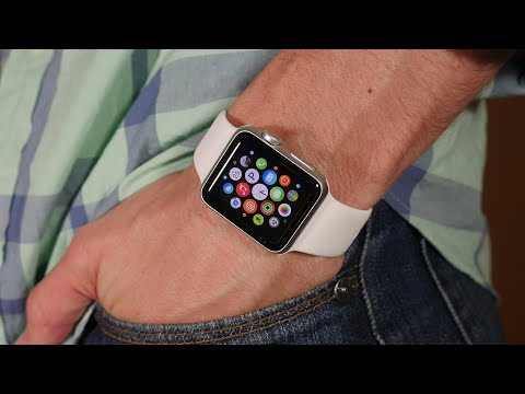 Apple watch 1 user manual