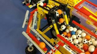 Video LEGO Great Ball Contraption circuit Fana'Briques 2017 MP3, 3GP, MP4, WEBM, AVI, FLV Desember 2018