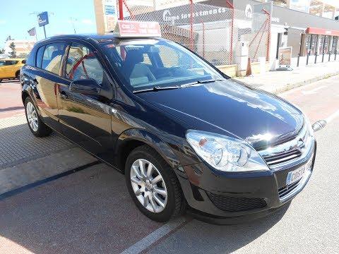 See video Opel ASTRA 1.6i ENJOY