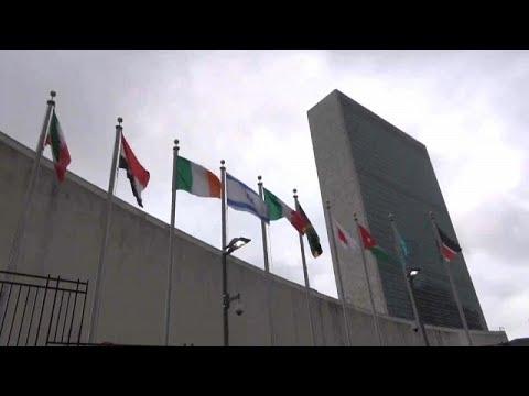 Ξεκινά η 73η Γενική Συνέλευση του Οργανισμού Ηνωμένων Εθνών…