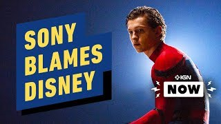 Sony Blames Marvel for Ending Spider-Man Deal - IGN Now by IGN
