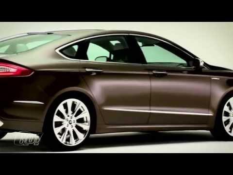 Auto / Kfz: Ford Mondeo - 2015 - Testbericht