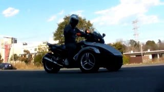8. BRP Can-Am Spyder GS Roadster SM5 2008 998cc V-twin 1602060035 ï½""