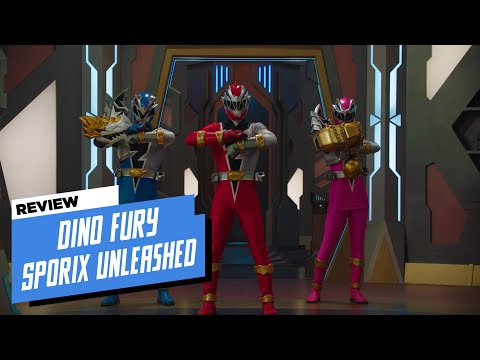 Dino Fury Episode 2: Sporix Unleashed Episode Review | Airlim