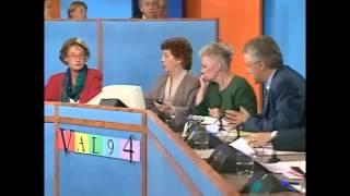 Valet 1994 - Slutdebatten