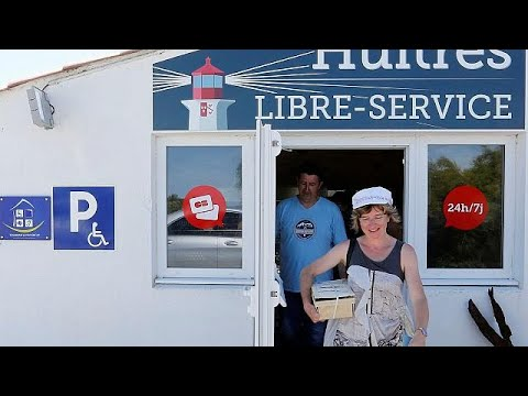 Γαλλία: ΑΤΜ πουλά όλο το 24ωρο «τα όστρακα του έρωτα»