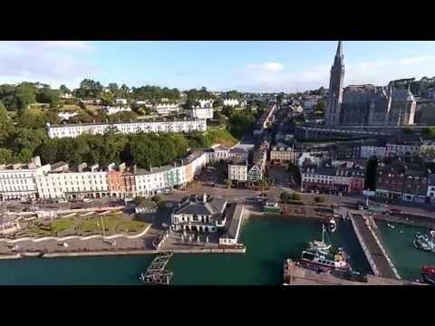 Cobh Drone Video