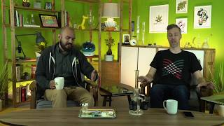 Wake and Bake LIVE with Gary and Brandon! by 420 Science Club