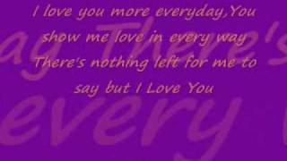 ginuwine love you more /with lyrics