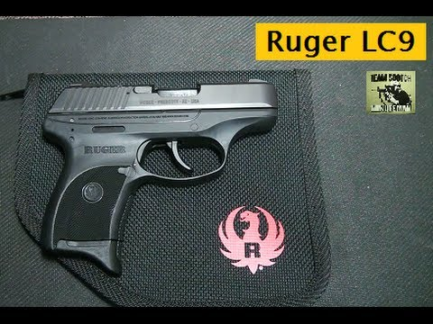 ruger - Fun Gun Reviews Presents: Ruger LC9 9mm Pistol. A high quality concealed carry option that's lightweight, easy to conceal and yet fun at the range. Ruger hit...