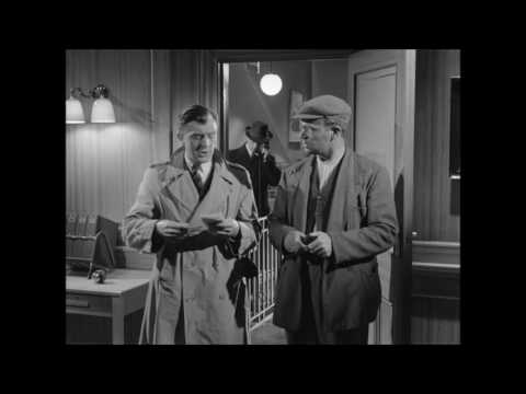 The Long Arm (1956) - The Opening Scenes