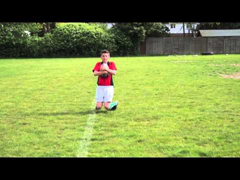 Mini Rugby Video: The parachute fall