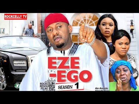 Eze-ego The Money Man 1 (new Movie)| Yul Edochie 2019 Nollywood Movies