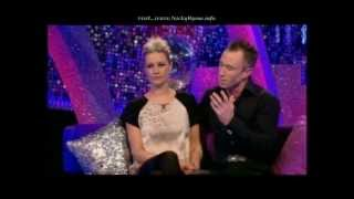James Jordon on Nicky Byrne Strictly It Takes Two
