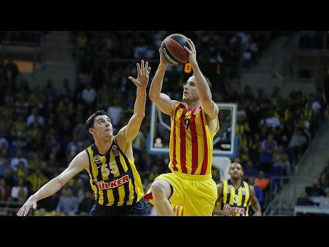 Play of the Night: Marcelinho Huertas, FC Barcelona