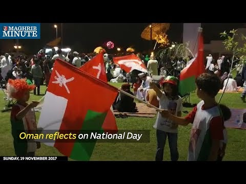 The National Day celebrations have ended but expats and Omani National's enjoyed a day of celebrations yesterday
