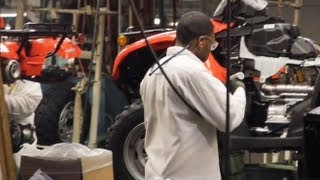 10. Honda of South Carolina ATV Plant Tour