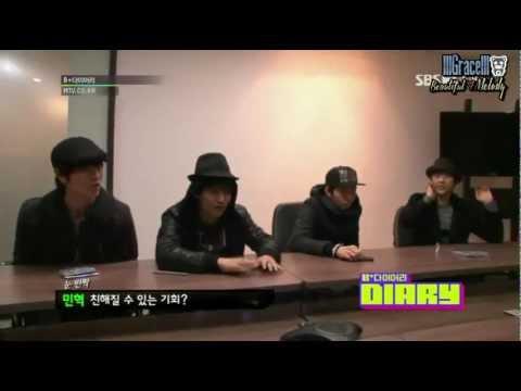 [Thai SUB] BTOB B+Diary ep.2 พาร์ท 1/4 (видео)