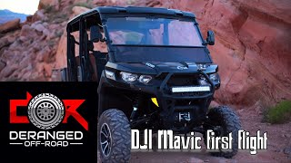 5. Can Am Defender Max 1000 Lonestar W/ Mavic Air Active Tracking
