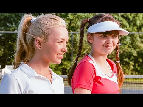 Playing Tennis vs the Girls Scene - DIARY OF A WIMPY KID 3: DOG DAYS (2012) Movie Clip