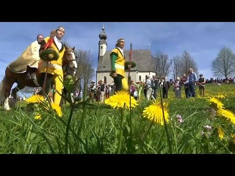 Traunstein: Gehört Ostern einfach dazu - der Georgirit ...
