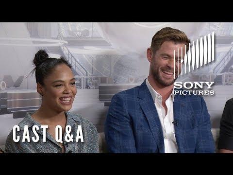 Men In Black International - Cast & Filmmaker Q&A?>