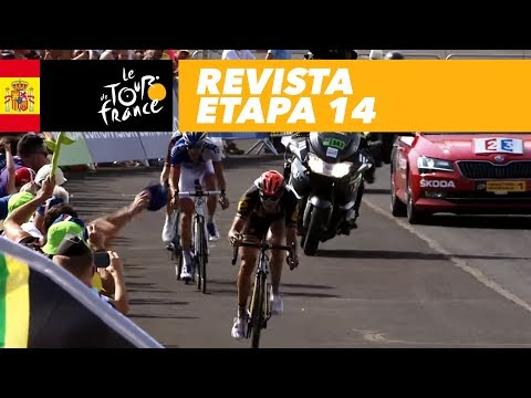Revista: Cummings, Pinot y Bardet en Mende - Etapa 14 - Tour de France 2018