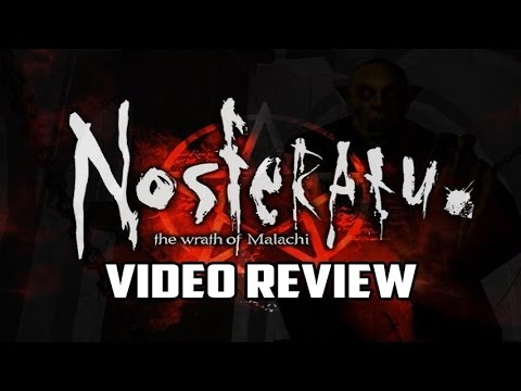 Nosferatu: The Wrath of Malachi PC Game Review