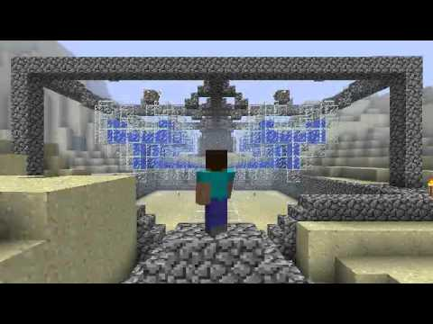 Absurdly Elaborate Egg Farm - Minecraft Ideas