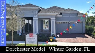 New Model Home Tour | Winter Garden / Orlando FL. | Ravenna by Park Square Homes| $459,990 Base*