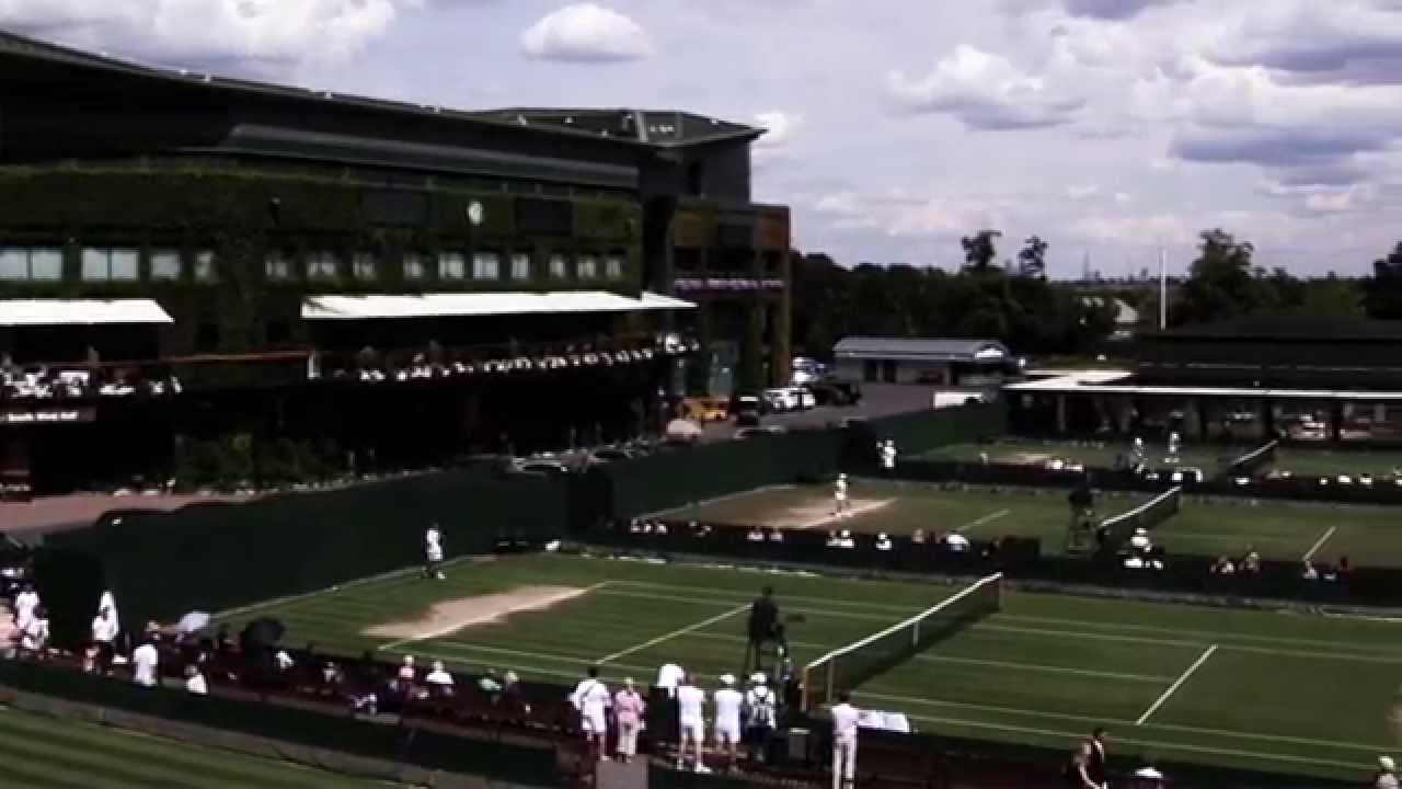 Army Lawn Tennis Association Promotional Montage 2014
