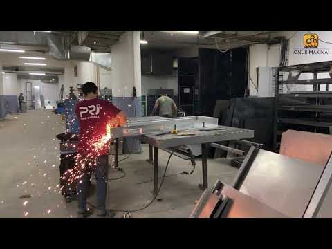 Onur Makina Production Images