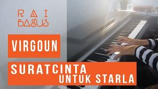 Virgoun - Surat Cinta Untuk Starla Piano Cover Video
