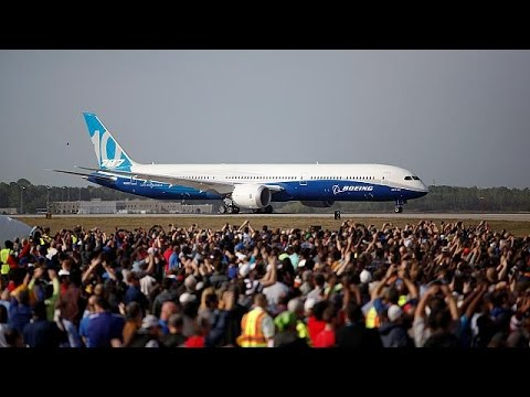 Boeing: Η πρώτη δοκιμαστική πτήση για το νέο Dreamliner