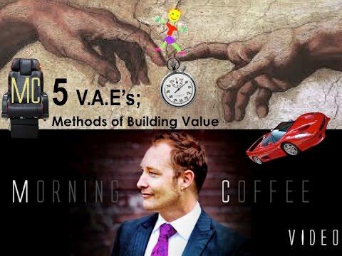 Sales; Building Value