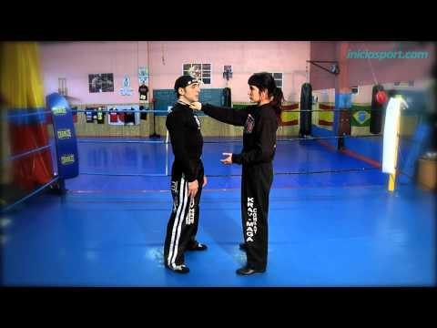 Krav Maga 7. Defensa contra cuchillo