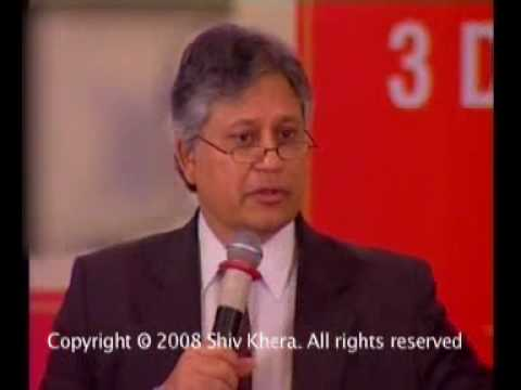 Shiv Khera – Motivational Speaker in India, Corporate Training India, Leadership Training India