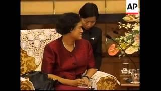 Sirinthon Thailand  city photos : Thai princess Sirindhorn arrives in Beijing on state visit