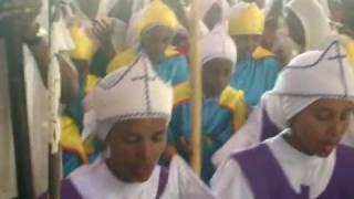 Eritran Orthodox Church In Sudan Wereb Mezemran Ametawi Beal Abune Aregawi  Ztezemere Mezmur